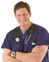 Vail Valley Emergency Veterinarian Dr. Charlie Meynier